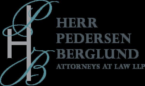 Herr Pedersen Berglund Logo